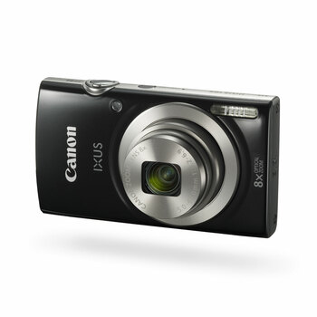 Canon IXUS185BK Ixus 185 Digital Camera - Black