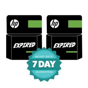 Genuine HP 74XL/75XL Ink Cartridge Combo 2 Pack (EXPIRED)