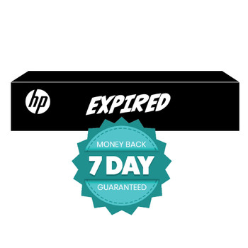 Genuine HP 83 680-ml Black DesignJet UV Ink Cartridge (EXPIRED)
