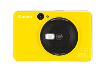 Canon Inspic C Camera Yellow