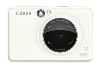 Canon Inspic S Camera White