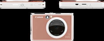 Canon Inspic S Camera Gold