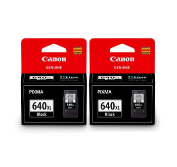 Canon PG640XXL Blk Twin Pack