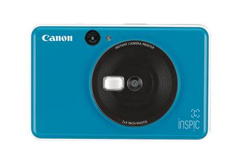 Canon Inspic C Camera Blue