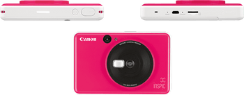 Canon Inspic C Camera Pink