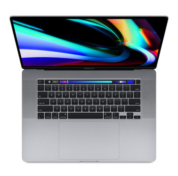 "Apple MacBook Pro 16"" with Touch Bar 2.3GHz I9 16GB 1TB - Space Grey (MVVK2X/A)"