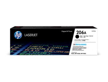 HP 206A (W2110A) LaserJet M282/M283/M255 Standard Yield Black Toner Cartridge