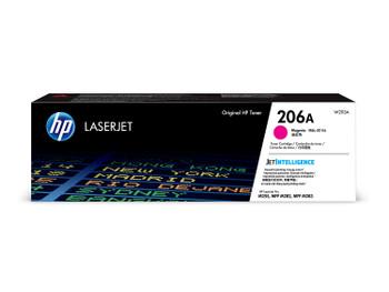 HP 206A (W2113A) LaserJet M282/M283/M255 Standard Yield Magenta Toner Cartridge (W2113A)