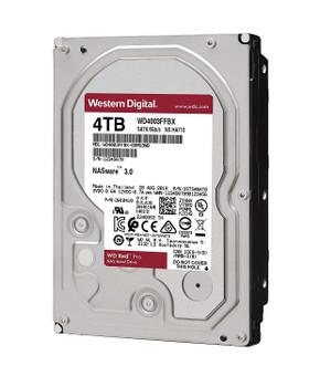 Western Digital 4TB NAS Red Pro HDD (WD4003FFBX) (OPENED)