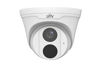 UNIVIEW IPC3615ER3-ADUPF28M 5MP IR ULTRA 265 OUTDOOR TURRET IP SEC CAM STARLIGHT