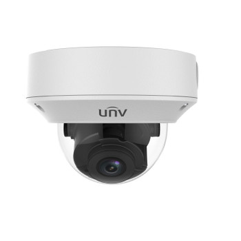 UNIVIEW IPC3238SR3-DVPZ 8MP IR ULTRA 265 OUTDOOR DOME IP SECURITY CAMERA