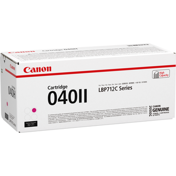 CANON CART040M HIGH MAGENTA TONER CARTRIDGE 10K TO SUIT LBP712CX