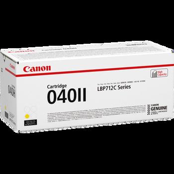 CANON CART040Y HIGH YELLOW TONER CARTRIDGE 10K TO SUIT LBP712CX