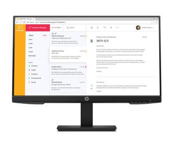 """HP ProDisplay P24H G4 23.8"""" IPS Monitor"""