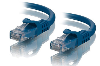 ALOGIC 15m Blue 10G Shielded CAT6A Network Cable