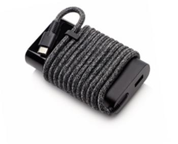 HP 65W USB-C Slim Power Adapter (USB-A)