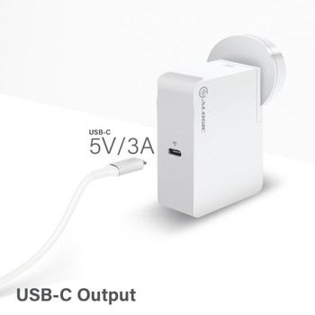 ALOGIC USB-C Wall Charger 60W - WHITE