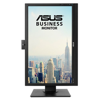 ASUS BE24DQLB Video Conferencing Monitor, 23.8 inch, Full HD, IPS, Full HD Webcam, Mic Array, Stereo Speakers, Mini-PC Mount Kit, Ergonomic Design