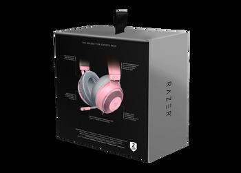 Razer Kraken - Multi-Platform Wired Gaming Headset - Quartz - FRML Packaging
