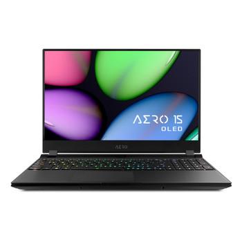 """AERO 15 OLED, 15.6"""" UHD OLED/ i7-9750H/ RTX 2070 8GB/ DDR4 2666 8GBx2/ 512GB PCIe M.2 SSD/ Win10 Pro/ 2yrs"""