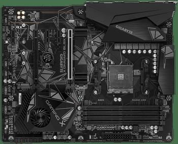 AMD, X570, GAMING X, AM4, 4xDDR4, 1xHDMI, 1xRJ45, 5xPCI-E, ATX, 2xM.2, 6xSATA, 3 Years Warranty