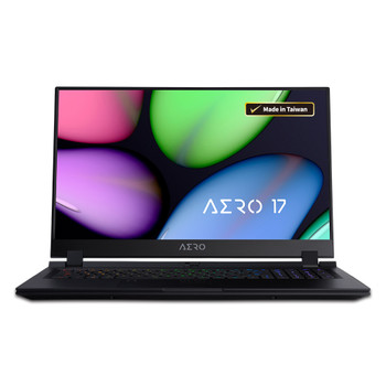 "AERO 17, 17.3"" FHD 144Hz, i7-9750H, GTX 1660Ti 6GB, DDR4 2666 8GB*2, 512GB PCIe M.2 SSD, Win10 + Office 365, 2yrs"