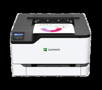 Lexmark C3326dw 24ppm A4 Go Line™ Wireless Colour Laser Printer