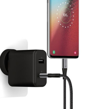 ALOGIC Super Ultra USB 2.0 USB-C to USB-C Cable 30cm 5A 480Mbps Space Grey