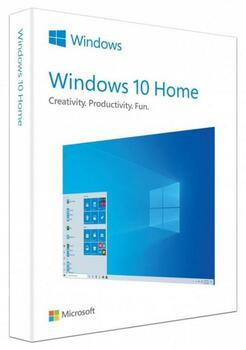 WINDOWS 10 HOME FPP 32-bit/64-bit English USB Flash Drive