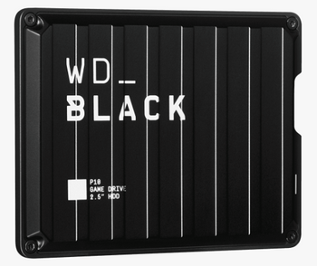 WD BLACK P10 GAME DRIVE 4TB BLACK WORLDWIDE