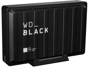 WD BLACK D10 GAME DRIVE 8TB BLACK MULTI-CITY ASIA