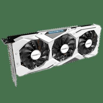 NVIDIA, RTX 2060 SUPER, GAMING OC 3X WHITE,R2.0, 1710 MHz, 8GB GDDR6, 3xDP1.4, 1xHDMI2.0B, ATX, 3xFans, 550W, 3 Years Warranty