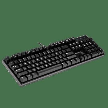 Gigabyte, Force K81, Mechanical Gaming Keyboard, RED Switch, Full-range anti-ghosting capability, USB2.0, 2 Years Warranty