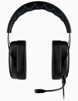 CORSAIR HS50 PRO STEREO Gaming Headset, Blue