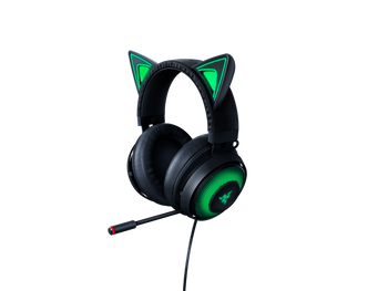 Razer Kraken Kitty - Chroma USB Gaming Headset - Black
