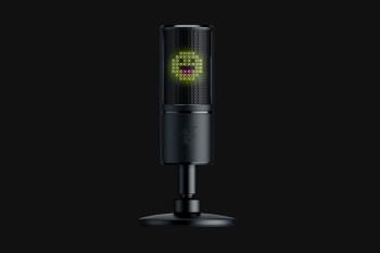 Razer Seiren Emote - Microphone with Emoticons - FRML Pkg