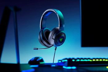 Razer Kraken X USB - Digital Surround Sound Gaming Headset - FRML Pkg