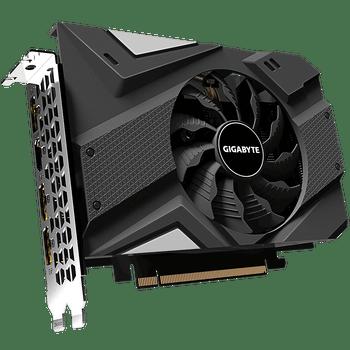 NVIDIA, GTX 1660 Super, mITX OC, 1800MHz, 6GB GDDR6, 3xDP, 1xHDMI, ATX, 1xFans, 450W, 3 Years Warranty