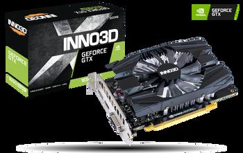 NVIDIA, GTX 1650 SUPER, COMPACT, 1725 MHz, 4GB DDR6, 1xDVI-D, 1xHDMI, 1xDP, mITX, 1xFan, 450W, 3 Years Warranty