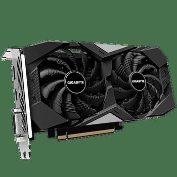 NVIDIA GeForce GTX 1650 SUPER WINDFORCE OC / 4GB DDR6 128 bit / Core Clock 1755MHz / DVI-D*1 HDMI2.0b*1 DP1.4*1 / 3 Yr Warranty