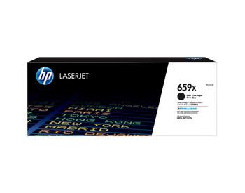 HP 659X (W2010X) LaserJet M776/M856 High Yield Black Toner Cartridge