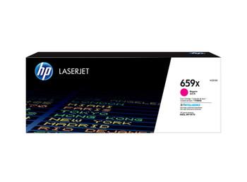 HP 659X (W2011X) LaserJet M776/M856 High Yield Magenta Toner Cartridge