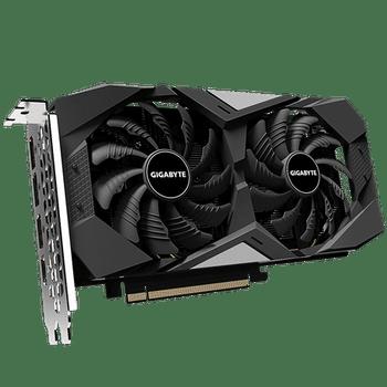 AMD RADEON RX 5500 XT OC, 14000MHz, 4GB, 256 M x32 GDDR6, 3xDP, 1xHDMI, ATX 2 Slots, WINDFORCE x2, 450W, 3 Years Warranty