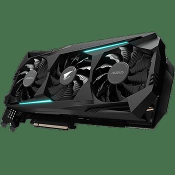 AMD RADEON RX 5700 XT, AORUS, 1400MHz, 8GB, GDDR6, 3xDP, 3xHDMI, ATX, 3xFans, 600W, 4 Years Warranty