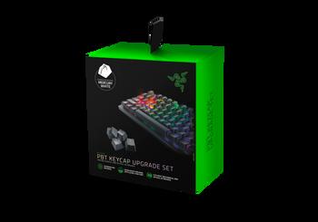 Razer PBT Keycap Upgrade Set - Mercury White - FRML Packaging