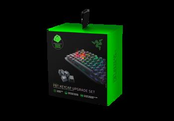 Razer PBT Keycap Upgrade Set - Razer Green - FRML Packaging