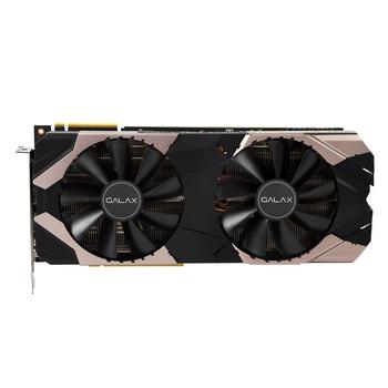 NVIDIA GeForce RTX 2070 Super (1-Click OC); 8GB GDDR6; 256-bit; PCI-E 3.0; DisplayPort 1.4, HDMI 2.0b, Dual-Link DVI-D; x2 90mm fans; 550W
