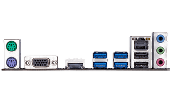 AMD, B450M H,AM4, 2xDDR4, 1xD-SUB, 1xDVI, 1xHDMI, 1 x M.2, 3xPCI-E, 4xSATA, mATX, Support for RAID 0, RAID 1, and RAID 10, 3 Years Warranty