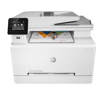 HP Color LaserJet Pro MFP M283fdw 21ppm A4 Duplex Wireless Colour Multifunction Printer
