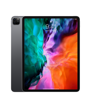"Apple iPad Pro 12.9"" (4th Generation) Wi-Fi + Cellular 256GB - Space Grey (MXF52X/A)"